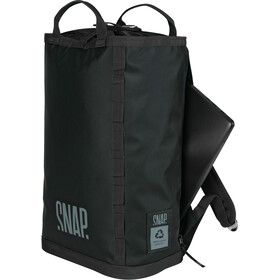 Snap Haulbag 18l, light black